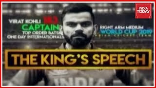 Virat Kohli Exclusive Interview On His World Cup Dream & Thoughts On MS Dhoni