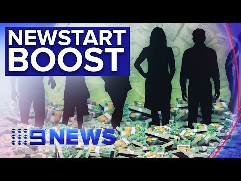 Calls To Increase Unemployment Benefits To Stimulate Economy | Nine News Australia