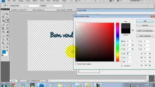 Como fazer banner no Photoshop CS4
