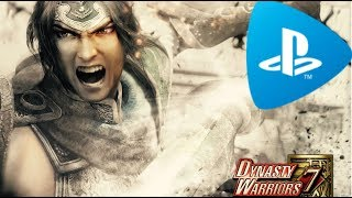 PlayStation™Now  Dynasty warriors 7 on PC