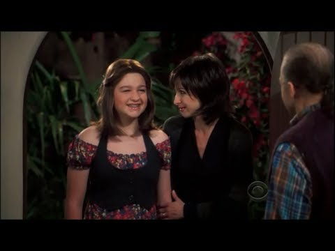 Two and a Half Men  Jake as a Girl HD