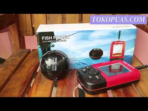 Review Wireless Fish Finder Pencari Ikan
