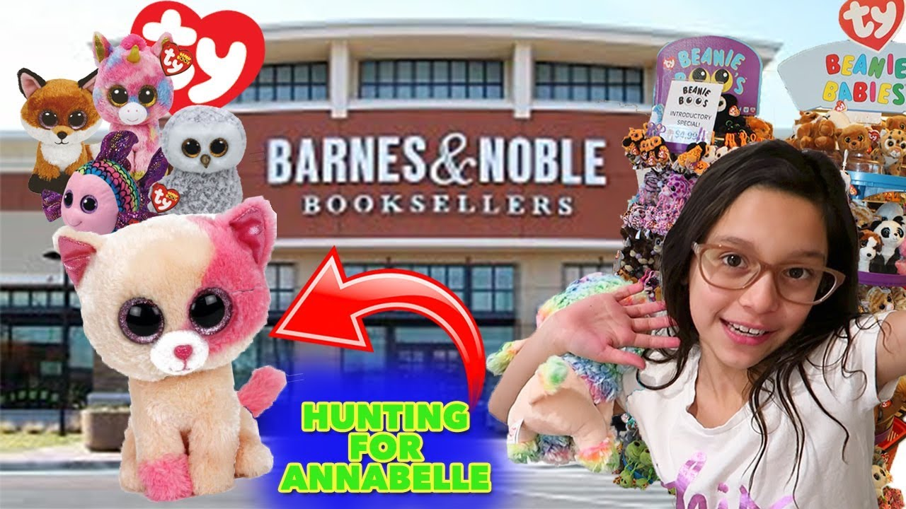 6f7a12b732a Beanie Boo s TOY HUNT!!  Annabelle   Rootbeer Bloom - YouTube