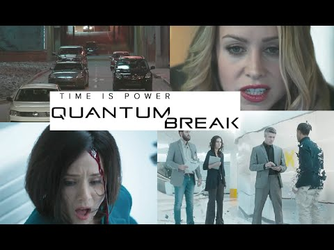 Quantum Break The Movie! Full Feature Length Film