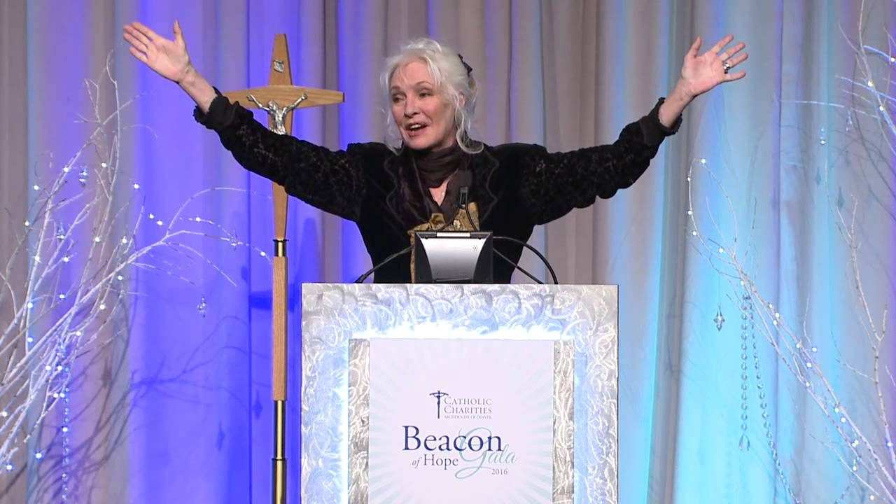 Jennifer ONeill at Beacon of Hope Gala Life is always a