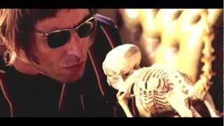 リアム・ギャラガー自身も登場しているPretty Green2012秋・冬コレクシ...