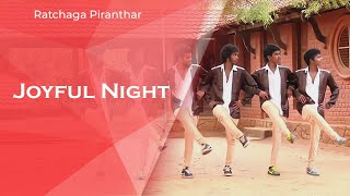 Joyful Night (Official Music Video)   Tamil Christmas Song   Ratchaga Piranthar Vol - 4