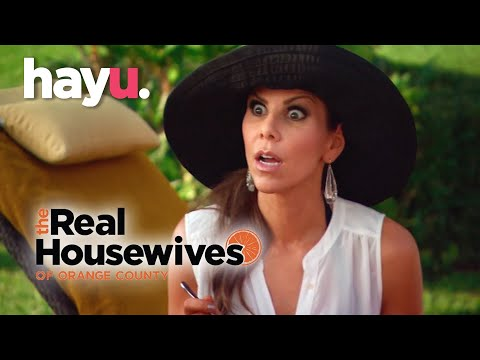 Vikki and Gretchen Argue AGAIN | The Real Housewives of Orange County | Season 8