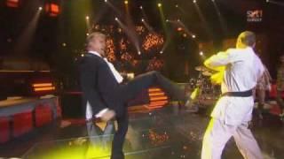 Dolph Lundgren - Melodifestivalen