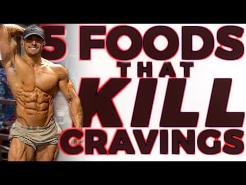KILL CRAVINGS DURING DIET (Guide Showing Foods & Process)