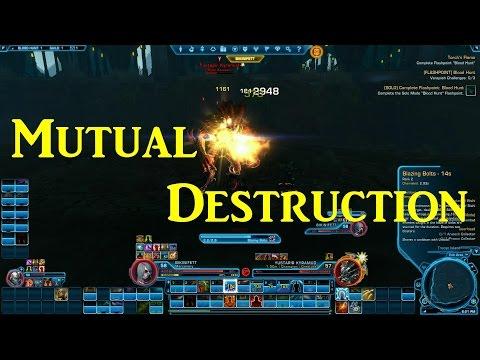 SWTOR - Mutual Destruction - Twin Deaths