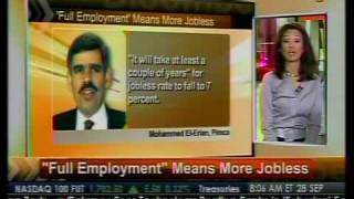 """""""Full Employment"""" Means More Jobless"""