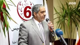 رصد | احتفالية الذكرى السادسة لتأسيس حزب الوسط