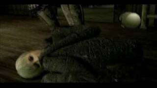 mgs4 cutscenes act 2 part 5 laughing octopus