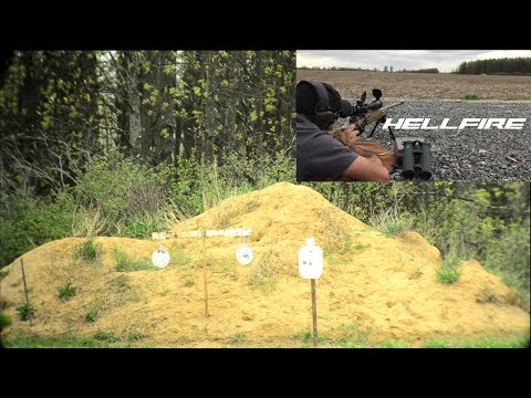 Hellfire Suppressor Repeatability test