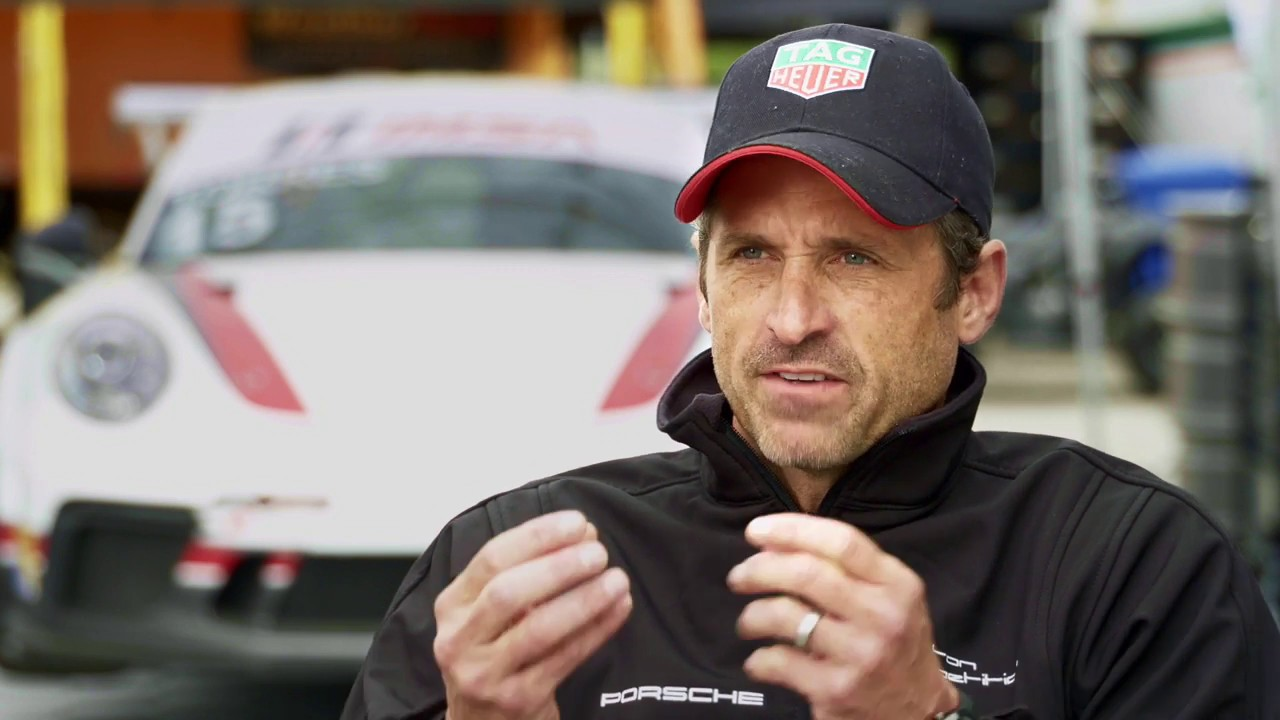 Patrick Dempsey The Art Of Racing In The Rain
