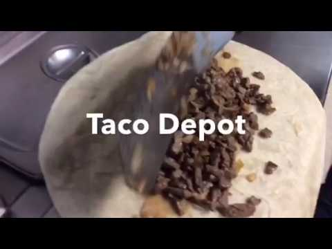 Taco Depot Ad by TCCMark Ads#tccads