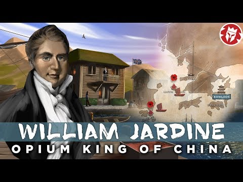 Jardine-Matheson: How Opium Wars Founded Hong Kong