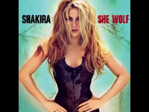 Shakira She Wolf-Full Album