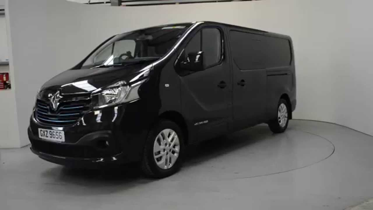 Used 2014 Renault Trafic Vans Ni Shelbourne Motors Ni