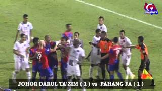 GOL Highlight JDT vs Pahang FA (Piala FA 2014)