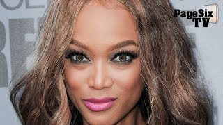 Tyra Banks is unapologetic about her big forehead | Page Six TV