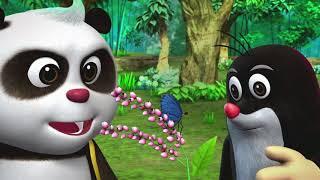 Кротик и Панда - 10 серия - Новые мультики для детей