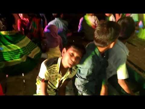 Raji nagar higna road Nagpur Durga davi visrjan