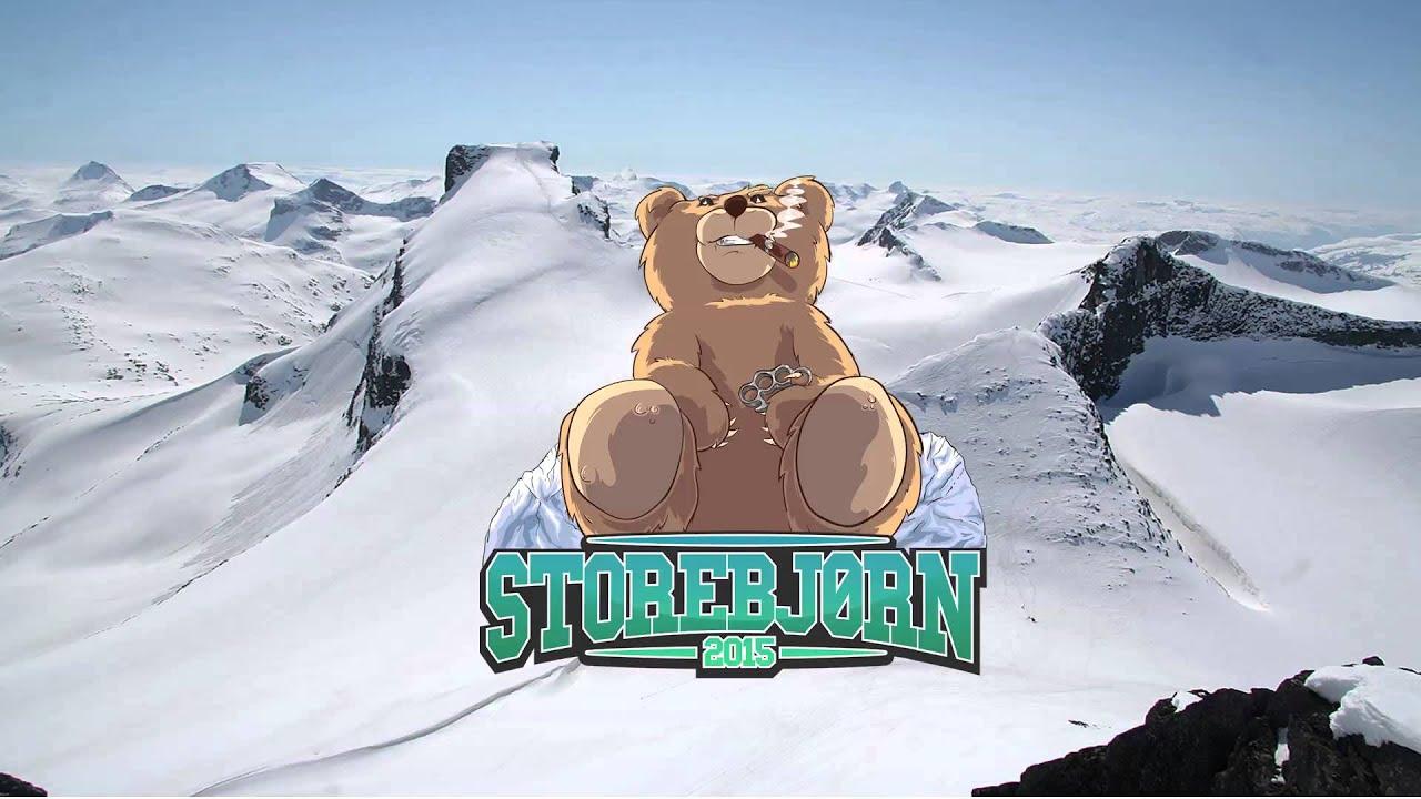 store bjørn