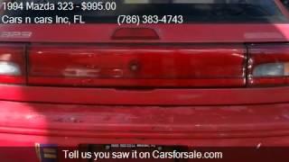 1994 Mazda 323 Hatchback - for sale in Miami, FL 33142