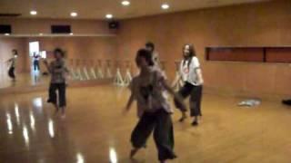 ダンスショー♪