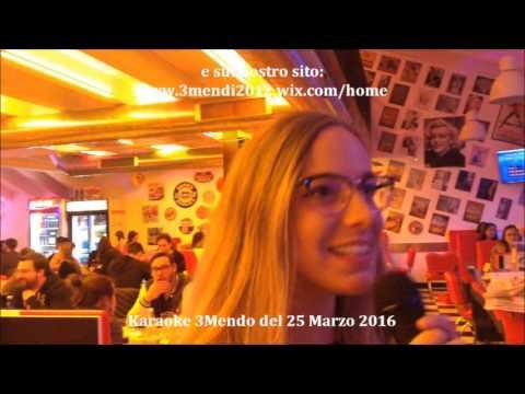 3Mendi - Karaoke 3Mendo America Graffiti 25 Marzo 2016