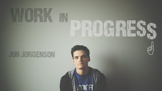 work in progress jon jorgenson spoken word