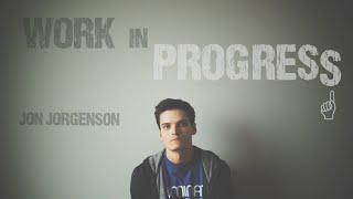 Work In Progress Jon Jorgenson Spoken Word