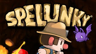 I BEAT SPELUNKY! AT LAST!