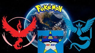 Pokemon Go live stream Red and Blue