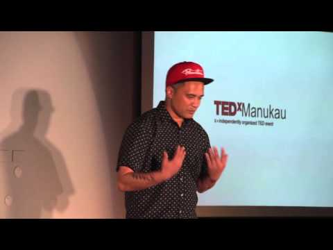 From gangster to youth worker | Walz Brown | TEDxManukau