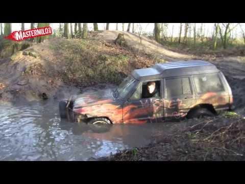 Jeep Cherokee extreme testing