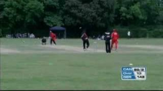 Inning 2 Part 2 - Final Masroor Cricket Tournament Final - Germany vs Canada