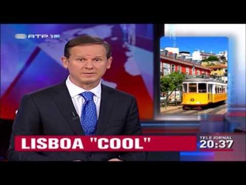 Lisboa em destaque na CNN