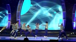Campus Image Revolve (St. Mark's Institute) - Jump In Dance Off 2014