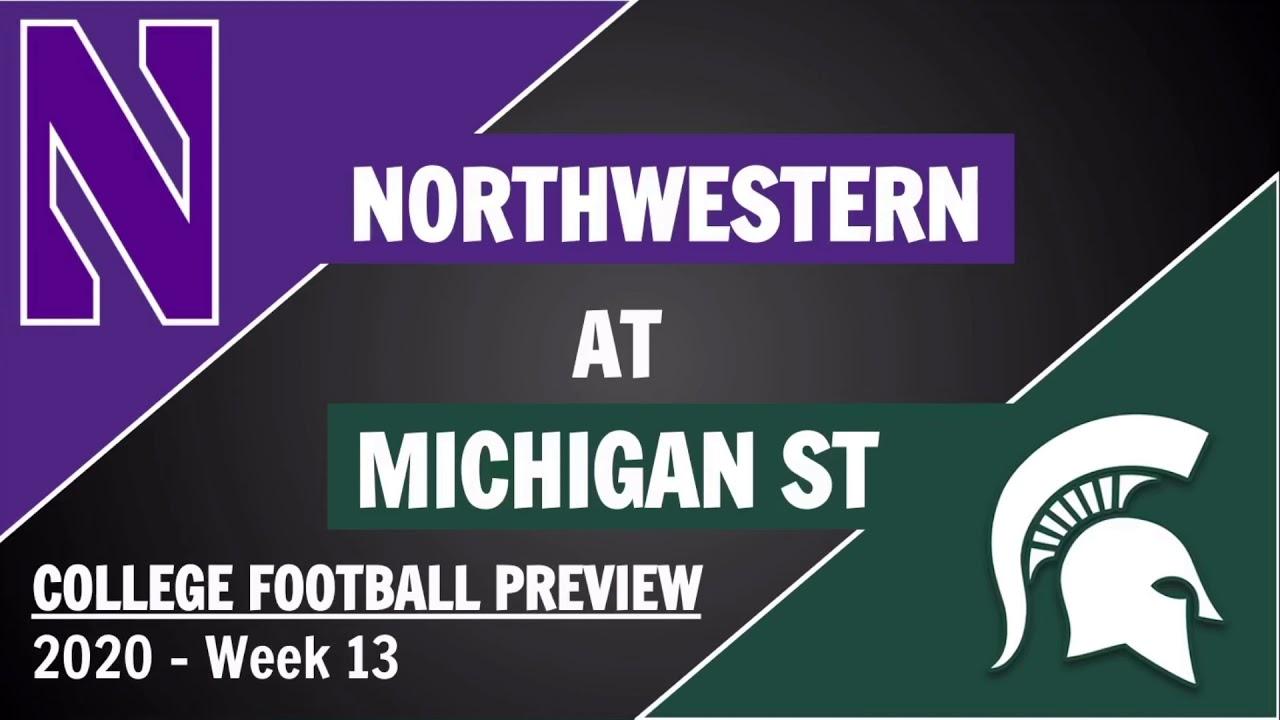 Michigan State Football: Final score predictions vs. No. 8 Northwestern