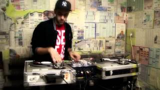 Teledysk: Echinacea - Target (feat Numer Raz, produkcja Zbylu)