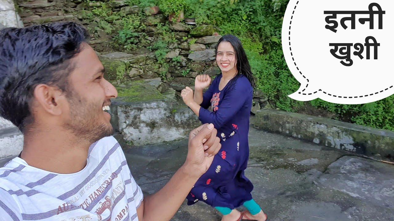 Preeti का Birthday    Pahadi Lifestyle Vlog    Pahadi Biker    Alok Rana