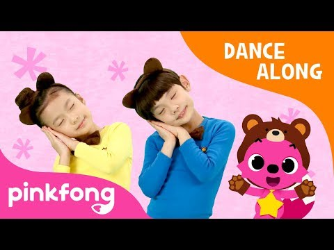 Teddy Bear-Teddy Bear Teddy Bear Turn Around | Dance Along | Pinkfong Songs for Children
