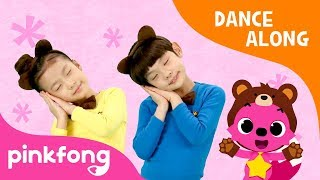 Teddy BearTeddy Bear Teddy Bear Turn Around  Dance Along  Pinkfong Songs for Children
