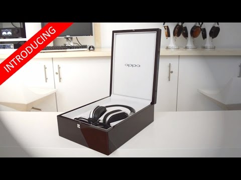 Introducing: The OPPO PM-1, PM-2, PM-3 and HA2 Headphones - Expert Review