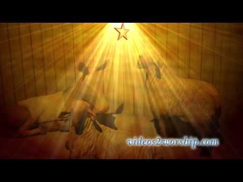 Empty Manger Background manger: nativity worship background - youtube