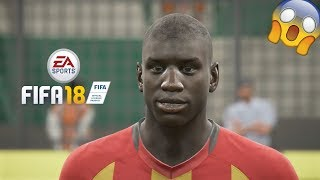 FIFA 18 NEW FACES (March 2018 update)