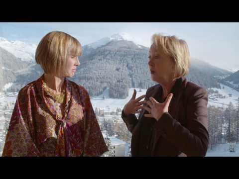 Hub Culture Davos 2017 - Lynda Gratton, Professor at the London Business School